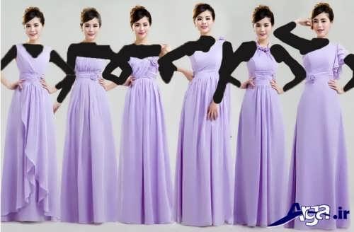 مدل های لباس برای ساقدوش عروس