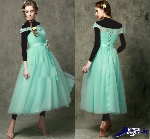 مدل لباس ساقدوش عروس در انواع رنگ و طرح های متنوع