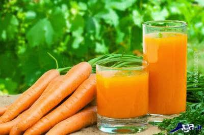 خواص و فواید آب هویج