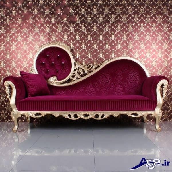 طرح های متنوع مبلمان سلطنتی