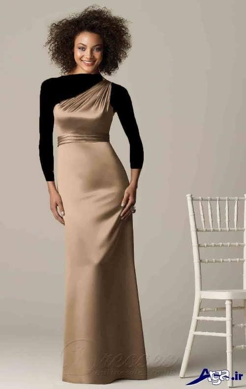 مدل لباس ساتن زنانه