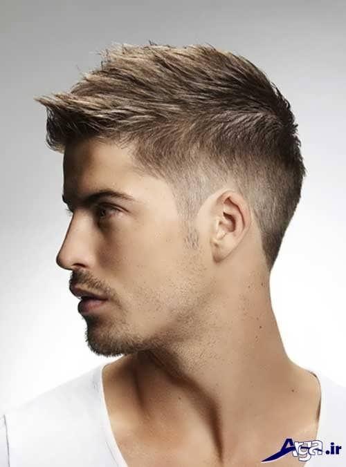 مدل موی کوتاه پسرانه زیبا و شیک