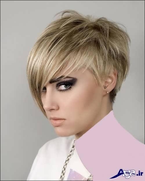 مدل موهای متنوع زنانه