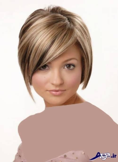مدل موی زیبا و جدید