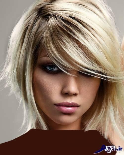 مدل موهای زنانه کوتاه