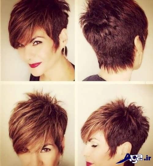 مدل های موی کوتاه