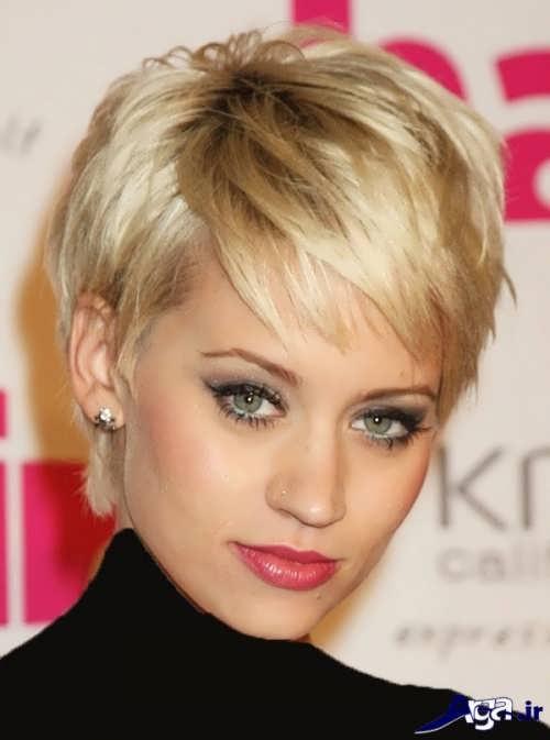 مدل زیبا و جدید موی زنانه