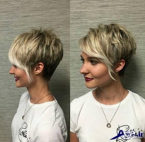 مدل موی زیبا و جدید زنانه
