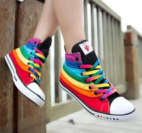 مدل کفش اسپرت دخترانه شیک و زیبا