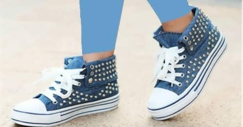 انواع مدل های کفش اسپرت