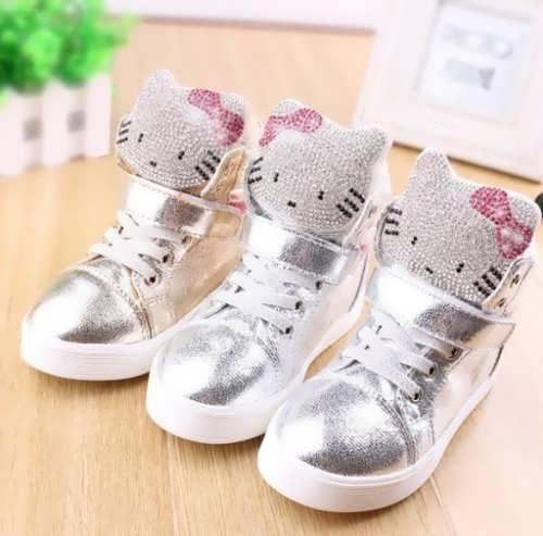 مدل کفش اسپرت دخترانه بچه گانه