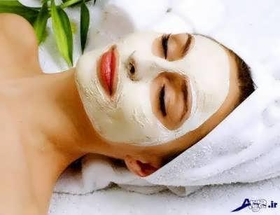 فواید نشاسته برای پوست