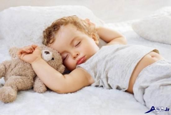 علت عرق کردن در خواب