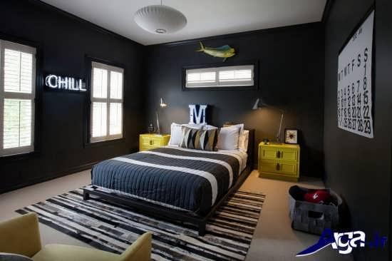 طراحی دکوراسیون اتاق خواب نوجوان