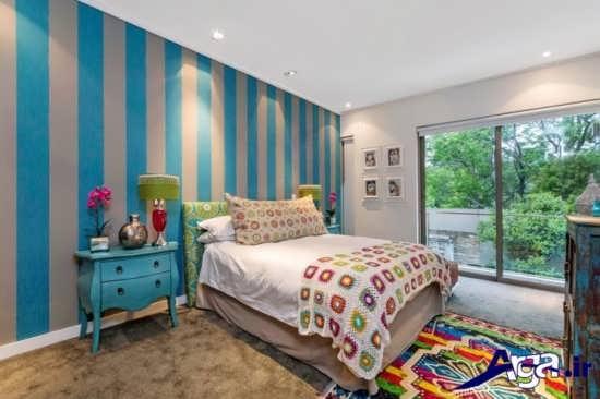 طراحی دکوراسیون های شیک و متفاوت برای اتاق خواب