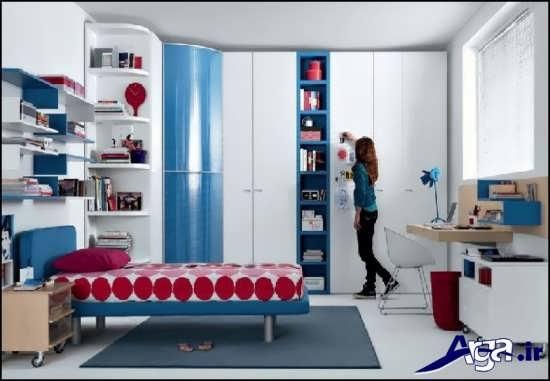 زیباترین نمونه های دکوراسیون برای اتاق خواب نوجوانان