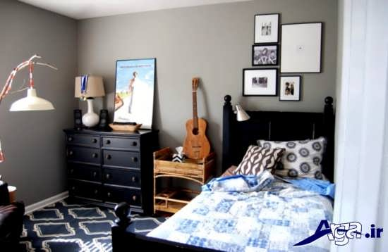 طراحی اتاق خواب پسرانه