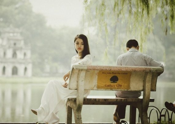متن غمگین جدایی عاشقانه