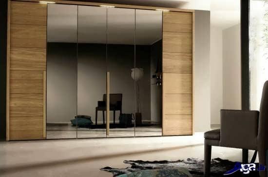 مدل های کمد دیواری اتاق خواب