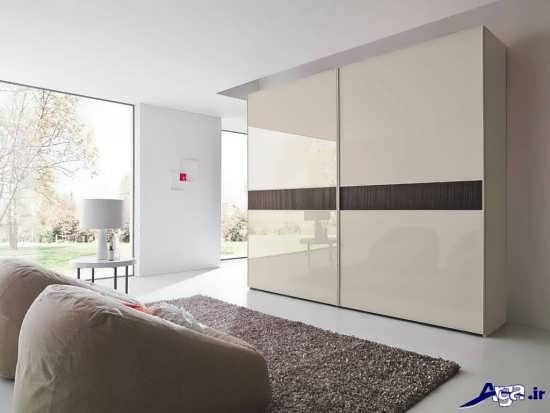 مدل کمد دیواری اتاق خواب جدید