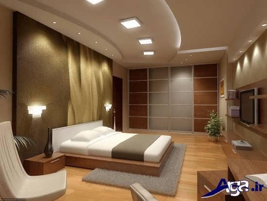 دکوراسیون داخلی اتاق خواب مدرن
