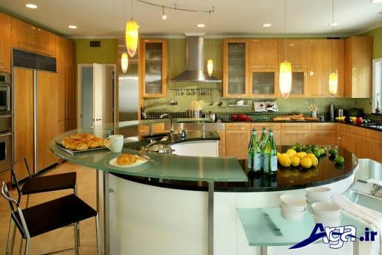 دکوراسیون آشپزخانه های زیبا دنیا