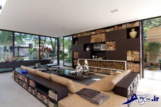 دکوراسیون داخلی منازل زیبا در سراسر جهان