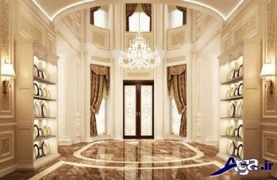 معماری داخلی خانه های لوکس و زیبا