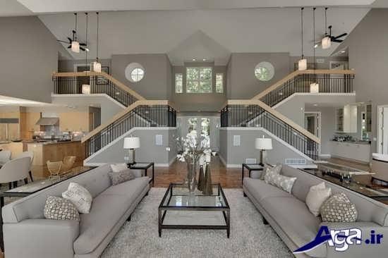 دکوراسیون زیبا و متفاوت در خانه های زیبا