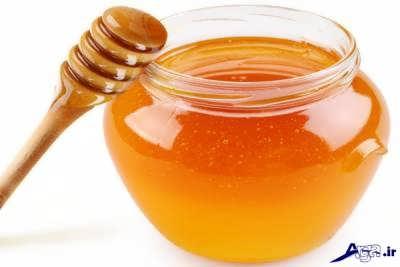 عسل برای بهبود زخم بستر