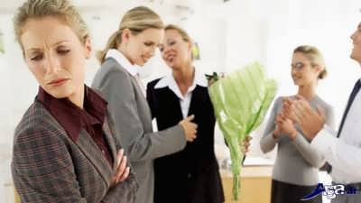 درمان حسادت در زنان