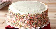 طرز تهیه کیک وانیلی با بهترین دستور پخت