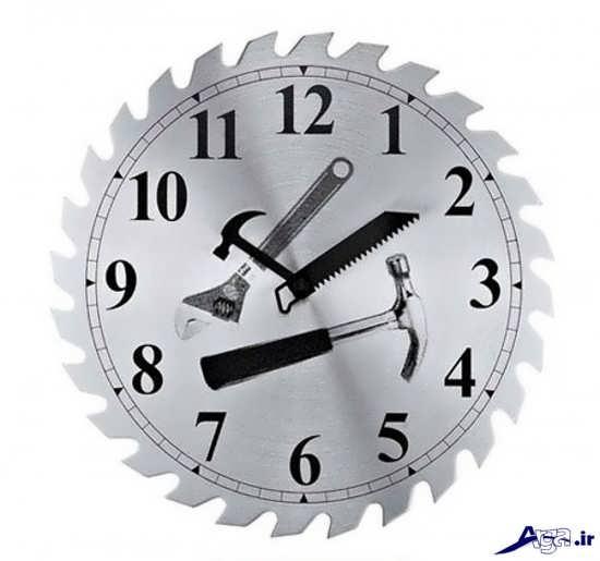 ساعت دیواری صنعتی