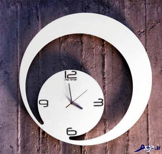 ساعت دیواری با طرح فانتزی