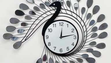 مدل ساعت دیواری فانتزی