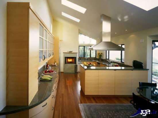 آشپزخانه های جزیره ای