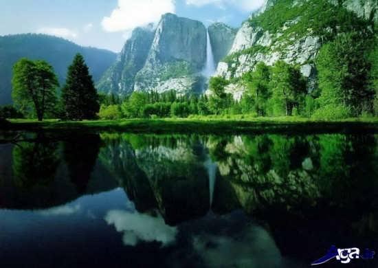عکس زیبای طبیعت