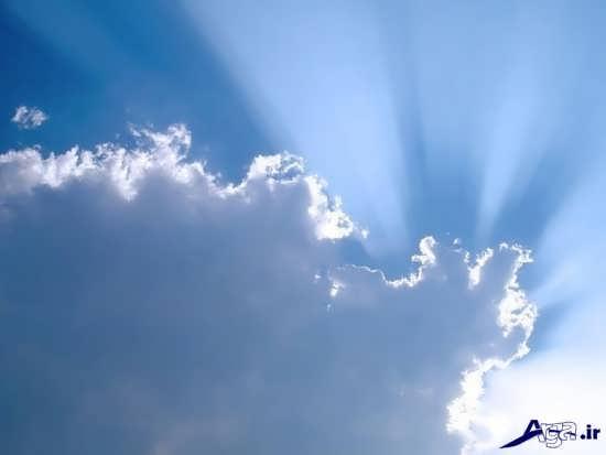 عکس آسمان بسیار زیبا