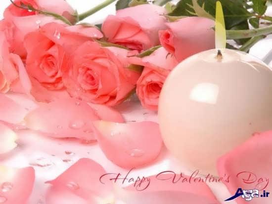 عکس های گل عاشقانه