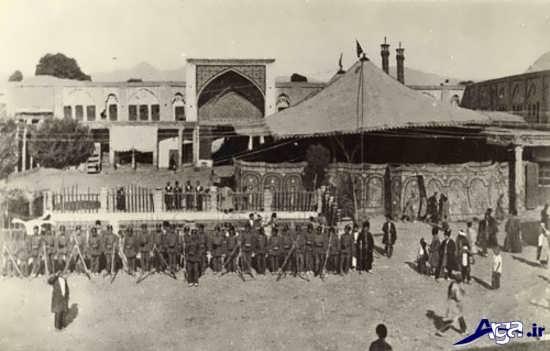 تصاویر بسیار قدیمی ایران