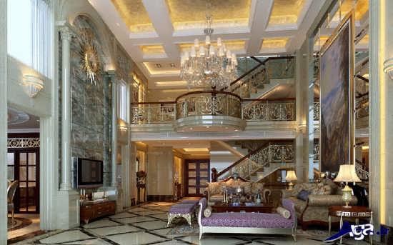 نمای داخلی خانه های زیبا