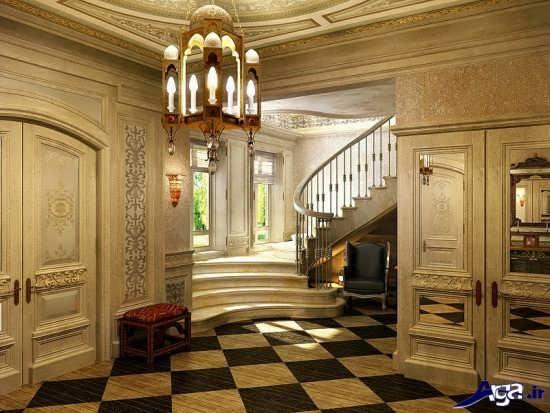 تصاویر زیبای نمای داخلی خانه