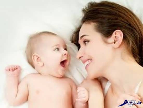 گالری عکس مادر و فرزند