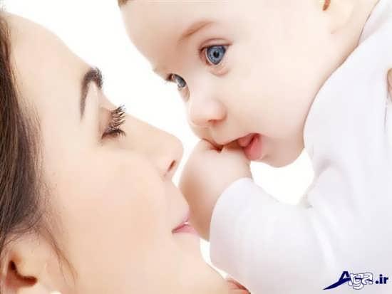 جذاب ترین عکس های مادر و فرزند