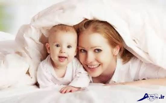 تصاویر زیبای مادر و فرزند