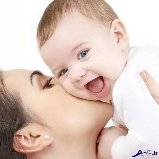 گالری زیبای عکس مادر و فرزند