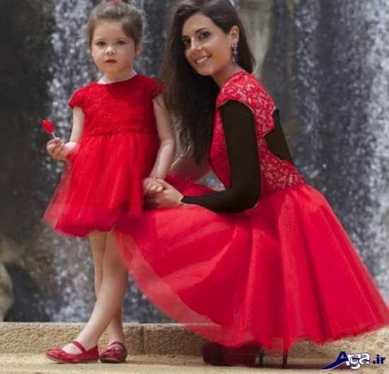 عکس های دیدنی مادر و فرزند