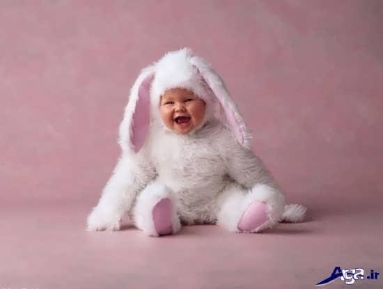 تصاویر جذاب نوزادان زیبا