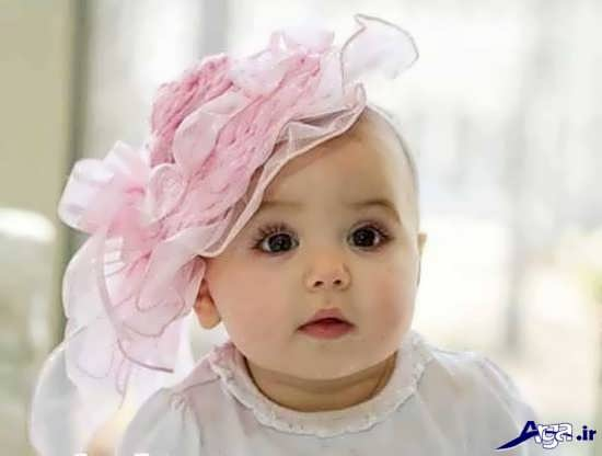 مجموعه عکس نوزادان زیبا
