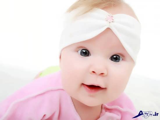 گالری عکس نوزادان زیبا